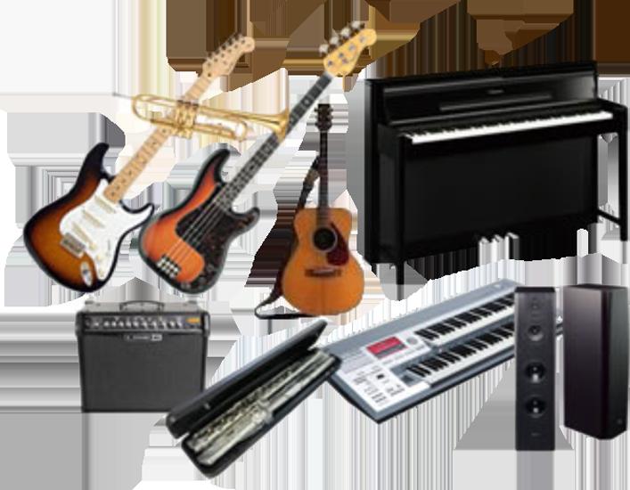 オーディオ機器・楽器